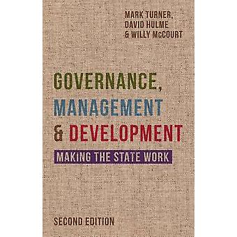 Governance - Management and Development - Making the State Work (2nd R