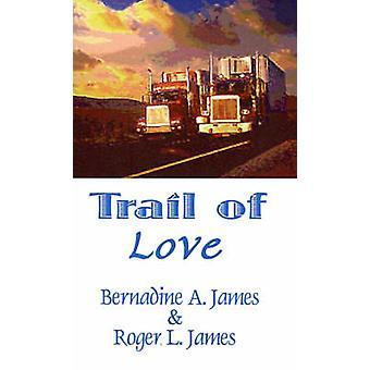 Trail of Love af James & Bernadine A.