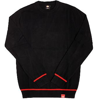 Dickes Auburn Knit Sweater Black