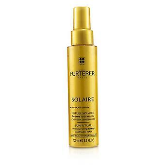 Rene Furterer Solaire Sun Ritual Moisturizing Spray (damaged Hair - After Sun Exposure) - 100ml/3.3oz