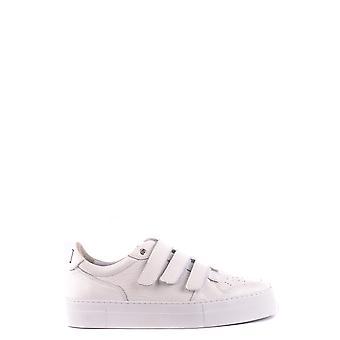 Ami Alexandre Mattiussi Ezbc390001 Uomini's Sneakers in pelle bianca