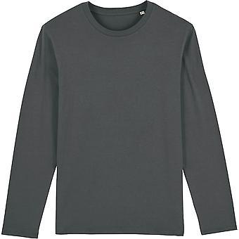 greenT Mens Organic Cotton Shuffler Iconic Long Sleeve Top