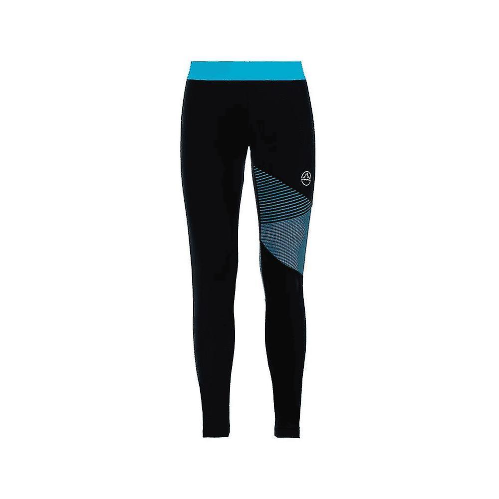 La Sportiva Radial Pant Mens Winter Trail Running Pants/trousers Black