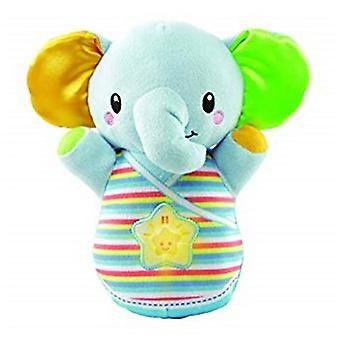 VTech Blue snooze e soothe elefante Toy