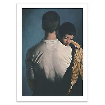 Art-Poster - Drive - Yuri Shwedoff 50 x 70 cm