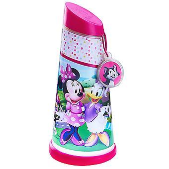 Minnie Mouse GoGlow Night Beam Tilt Torch Lumière