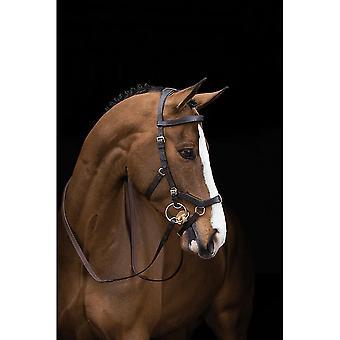 Horseware Rambo Micklem multi Bridle-Brown
