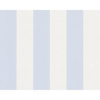 A.S. crearea ca creație Liberte dungi model pastel culoare tapet texturat 314024