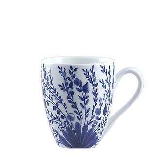 Rose & Tulipani Nador Blue Mug Blooming