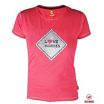 Horka Caliber Childrens T-shirt - Raspberry