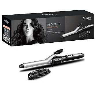 Babyliss 2284U Pro Curl Defined Shiny Ceramic Hair Curling Tongs Iron Waver