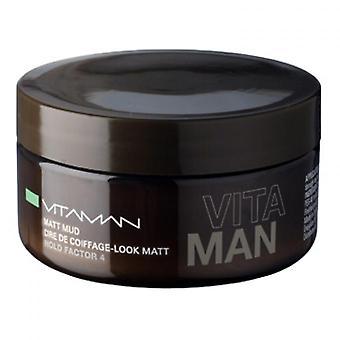 Mannelijke haren Wax uiterlijk mat-natuurlijke