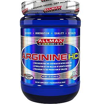 AllMax Nutrition Arginine HCI Dietary Supplement