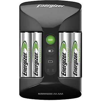 Energizer Pro Charger CHPRO NiMH AAA , AA Charger for cylindrical cells incl. rechargeables