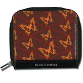 Wallet - Blast of Tempest - New Butterfly Anime Gifts Toys Licensed ge61753