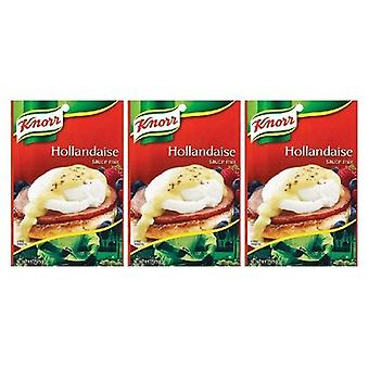 Knorr hollandaise saus mix 3 Packet Pack