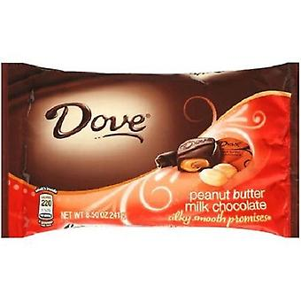 Dove Peanut Butter & Milk Chocolate Silky Smooth Promises Chocolate Candy