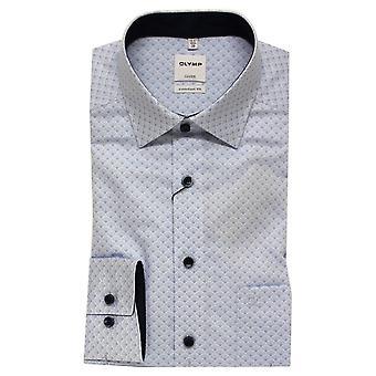 OLYMP Olymp Blue Shirt 1002 11