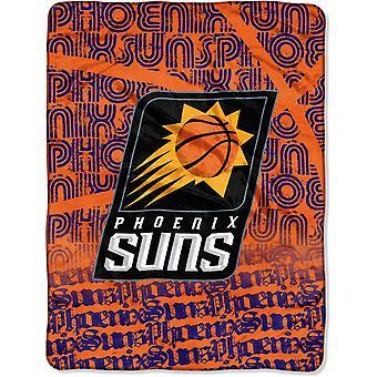Northwest NBA Phoenix Suns Micro Plush Blanket 150x115cm