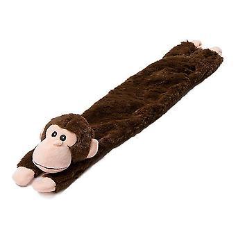 Animar cabeza de mono relleno cabeza de felpa juguete