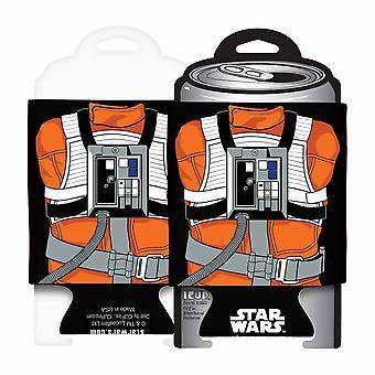 Star Wars Luke Skywalker piloto X-Wing pode cooler