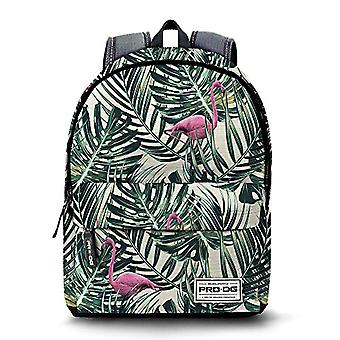 PRODG Flamingo Backpack Casual - 42 cm - 21 litres - Green