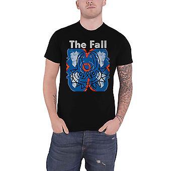 The Fall T Shirt Live Cedar Ballroom Band Logo Mark E. Smith new Official Black