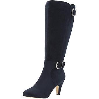 Bella Vita Womens Toni II Plus Closed Toe Knee High Fashion Boots