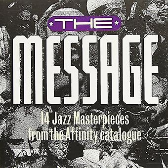 Message - 14 Jazz Masterpiece - Coltrane / Gordon Dexter / Montgomery Wes [CD] USA import