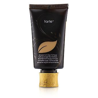 Tarte Amazonian Clay 12 uur volledige dekking Foundation-# 42N Tan neutrale 50ml/1.7 oz