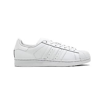 Adidas - Shoes - Sneakers - B27136_Superstar - Unisex - White - 9.5