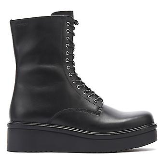 Vagabond Tara Womens Black Leather Boots