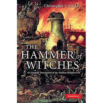 Hammer of Witches von Chris Mackay