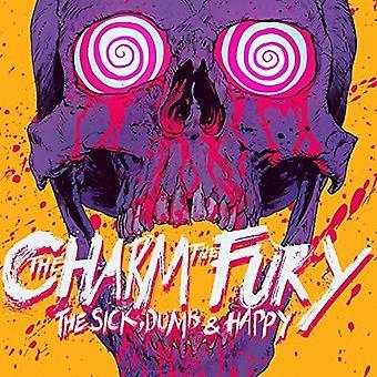 Charm the Fury - Sick & Dumb & Happy [CD] USA import