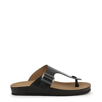 Docksteps - vega men's flip flop, black 2284
