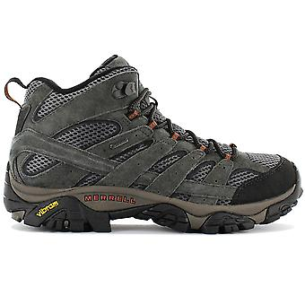 Merrell Moab 2 LTR MID GTX J18419 Men's Hiking Shoes Green Sneakers Sports Shoes