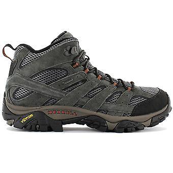 Merrell Moab 2 LTR MID GTX J18419 Scarpe da uomo escursioni verdi scarpe sportive