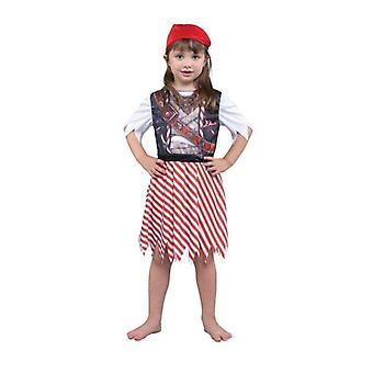 Piraten Mädchen Sublimation Druck - groß