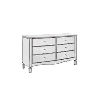 ELYSEE 6 DRAWER WIDE CHEST