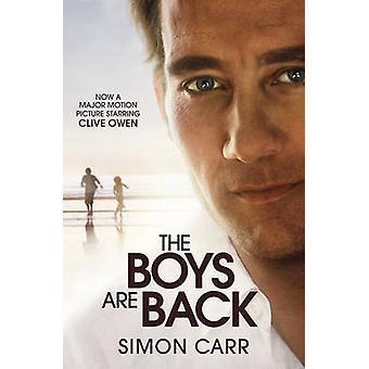 The Boys Are Back door Simon Carr