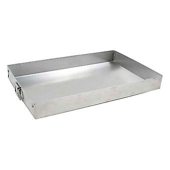 Oven Mould VR Aluminium Rectangular/35 x 31 x 3,5 cm