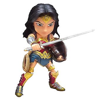 Batman v Superman Dawn Justice Wonder Woman Hybrid Metal Fig