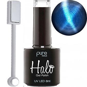Halo Gel Nägel LED/UV Halo Gel Polish - folgen Sie der Star 2018 Kollektion - Hoffnung & Magnet 8ml (N2785)