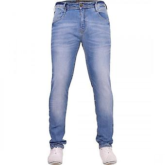Duck and Cover Duck And Cover Original Mens Slim Fit Hardwearing Denim Jeans