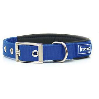 Freedog Ergo Blue Collar 15mmx35cm (Dogs , Collars, Leads and Harnesses , Collars)