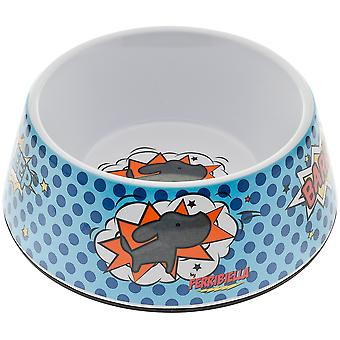 Ferribiella Motif Bowl L 1160ml  (Dogs , Bowls, Feeders & Water Dispensers)