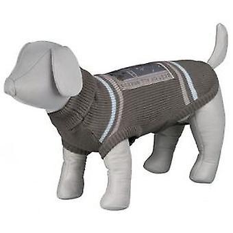 トリクシー ジャージー ベストのすべての品種' トープ (犬、犬の服、セーター、パーカー)