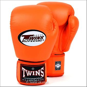 Twins special boxing gloves - orange