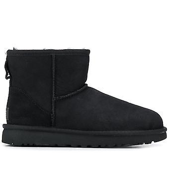 Classic Mini II Black Boots