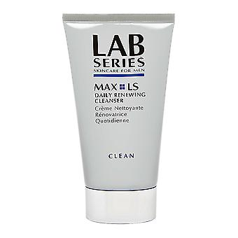 Lab series for men max ls daily renewing cleanser 150ml/5oz